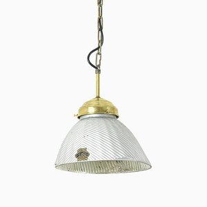 Lampada da soffitto nr. 410 Jill di Curtis Lighting Europe, Belgio, anni '20