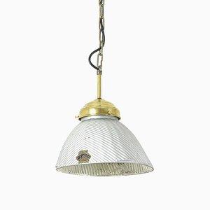 Lámpara de techo belga modelo 410 Jill de Curtis Lighting Europe, años 20