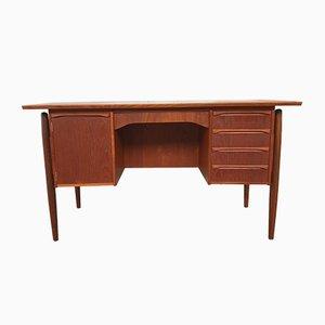 Skandinavischer Vintage Schreibtisch, 1950er