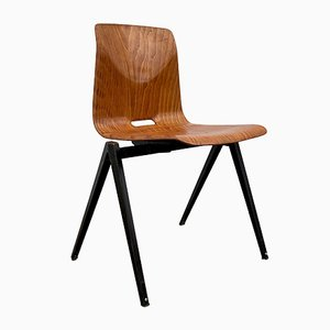 Dutch Model S22 Dining Chair from Galvanitas, 1970s