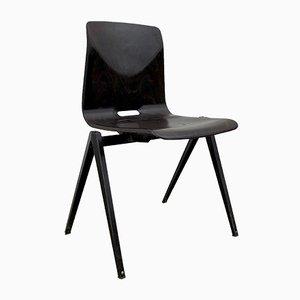 Niederländischer Modell S22 Stuhl von Galvanitas, 1970er