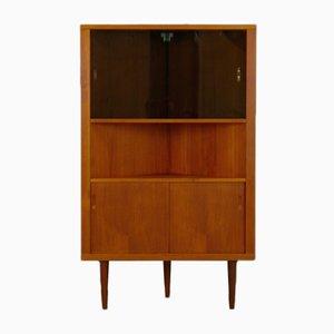 Mueble esquinero danés vintage, años 60