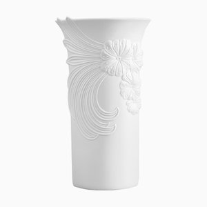 Vase Modèle 740/3 en Porcelaine par Manfred Frey pour AK Kaiser, 1970s