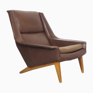 Vintage Danish Model 4410 Lounge Chair by Folke Ohlsson for Fritz Hansen, 1960s