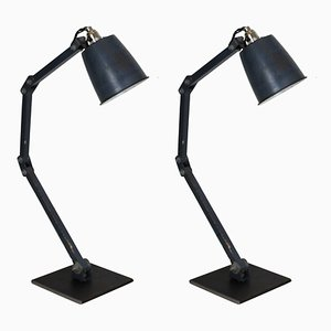 Table Lamps from Memlite, 1950s, Set of 2