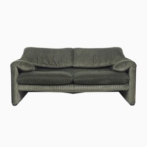 Maralunga 2-Seater Sofa by Vico Magistretti for Cassina, 1990s