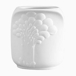 Modell 668 Porcelin Vase von Manfred Frey für AK Kaiser, 1970er