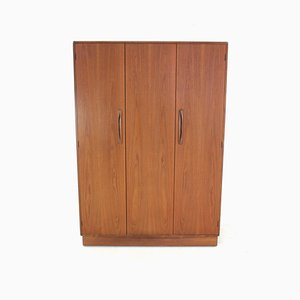 Teak Fresco Wardrobe by Victor Wilkins for G-Plan, 1970s