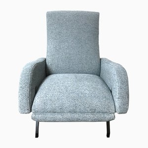Italian Lounge Chair by Marco Zanuso for Arflex, 1950s