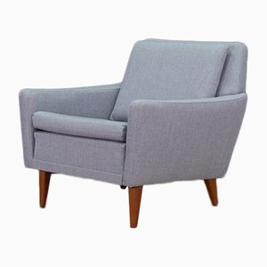 Mid-Century Scandinavian Armchair by Folke Ohlsson for Dux, 1960s