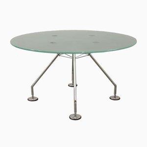 Tavolo da pranzo Nomos vintage di Norman Foster per Tecno