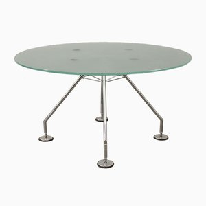 Vintage Nomos Dining Table by Norman Foster for Tecno