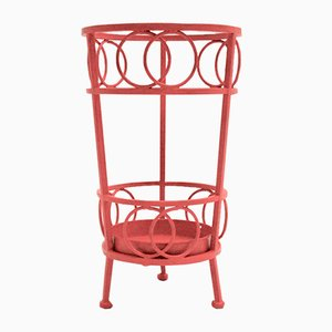 Red Umbrella Stand, 1970s