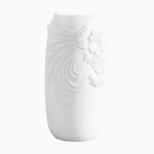 Vaso nr. 739/1 in porcellana di Manfred Frey per AK Kaiser, anni '70
