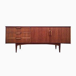 Credenza in teak di Royal Heritage Furniture, anni '60