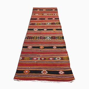 Vintage Turkish Narrow Kilim Rug, 1980s