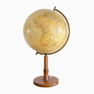 Skandinavischer Globus von Dr. Sandro Limbach für NC Roms, 1920er