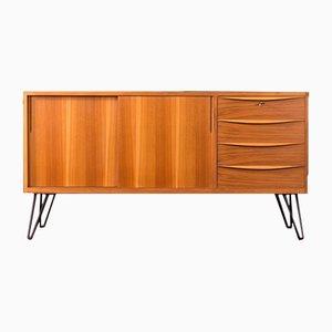 Walnuss Sideboard, 1950er