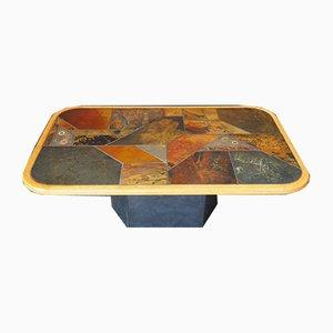 Tavolino da caffè della serie Tableaux di Paul Kingma, anni '70