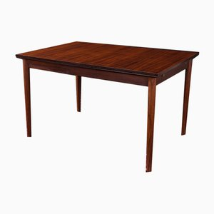 German Rosewood Dining Table from Lübke, 1960s