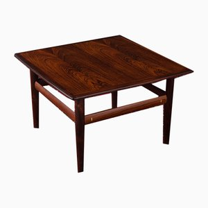 Danish Rosewood Coffee Table from France & Søn / France & Daverkosen, 1960s