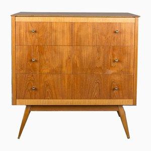 Vintage Teak Oak Veneer Chest of Drawers from Austinsuite, 1960s
