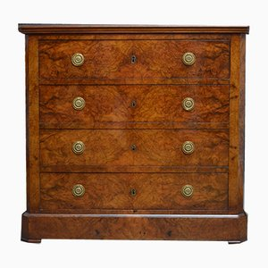 Antique Victorian Walnut Dresser