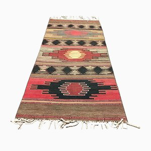Vintage Turkish Narrow Kilim Rug, 1960s