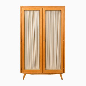 Ash Wood Wardrobe from Musterring International, 1950s