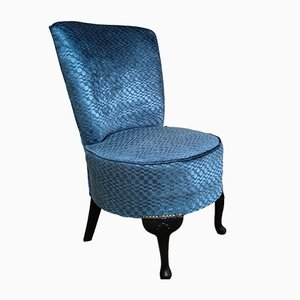 Blue Side Chair from Sherborne, 1950s