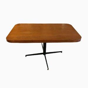 Tavolino da caffè rettangolare Les Arcs 1600 di Charlotte Perriand, 1969