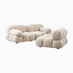 Vintage Camaleonda 3-Sitzer Sofa von Mario Bellini für B & B Italia, 1971
