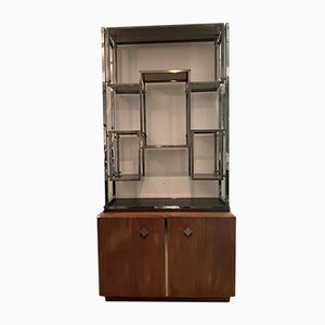 Italian Cabinet on Stand, 1970s