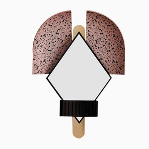 Bonnet Mirror by Elena Salmistraro for Houtique