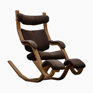 Vintage Rocking Chair by Peter Opsvik for Stokke Møbler , 1980s