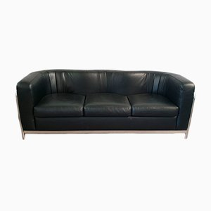 Vintage Onda Leather Sofa from Paolo Lomazzi