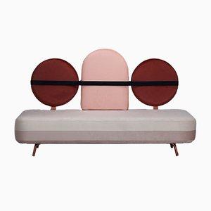 Canapé Jimi par Elena Salmistraro pour Houtique