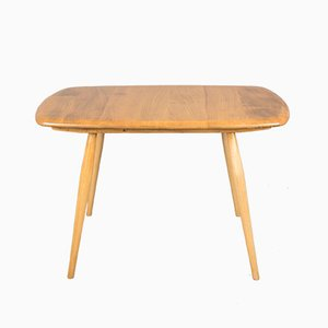 Mid-Century Elm Coffee Table by Lucian Ercolani for Ercol, 1960s