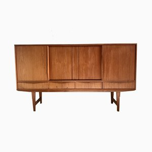 Danish Teak Sideboard by E. W. Bach, 1960s