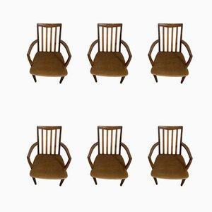 Chaises de Salle à Manger par Victor Wilkins pour G-Plan, 1970s, Set de 6