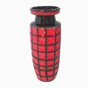 Ceramic Vase from Scheurich, 1970s