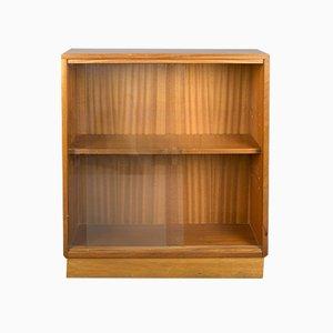 Mid-Century Danish Teak & Glass Display Cabinet