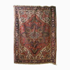 Orientalischer Heriz Teppich, 1920er
