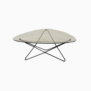 Jasmin Coffee Table by F. Lasbleiz for Airborne, 1950s