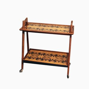 Opart Serving Bar Cart from Frederia Meubles d'encre