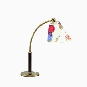 Lámpara de mesa austriaca vintage de JT Kalmar para Kalmar, años 50