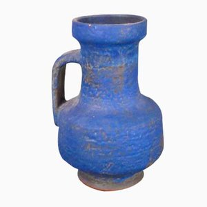 Vase en Céramique par Martha Glatzle pour Karlsruher Majolika, 1950s