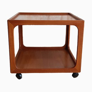 Teak Side Table with by Peter Brink for BR Gelsted, 1960s