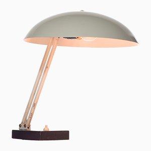 Lampada da tavolo Mid-Century di H. Th. J. A. Busquet per Hala, anni '60