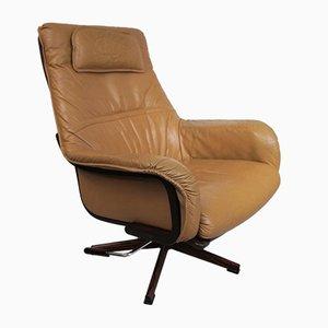 Danish Rosewood Desk Chair, 1970s